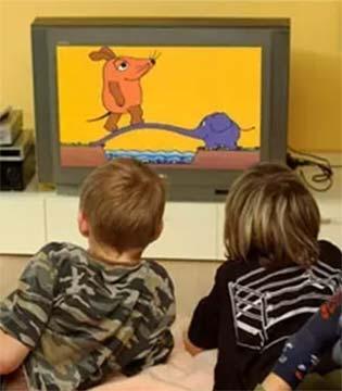 少看VS常看电视的孩子差别在哪里