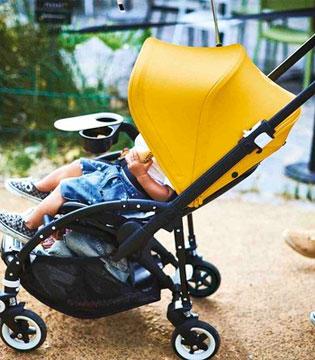 Bugaboo Bee5――舒适、时尚轻便型儿童推车