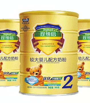 羊奶粉中国质造 珍纽倍强势登陆央视品牌迈向新高度