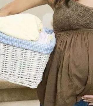 准妈妈要看看  孕期做家务牢记这几点