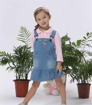 春天就是要美美的  采童庄新品让孩子充满生机