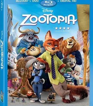 """《疯狂动物城》拿下奥斯卡""""最佳动画长片"""""""