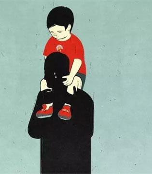 真正伤害孩子的爸爸其实是这4种  看看有没有你