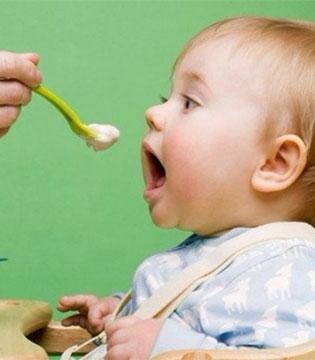 爱能特宝宝知道  春季宝宝吃这些食物最好