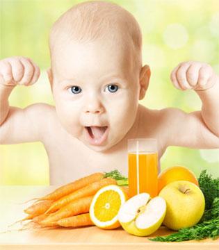 爱能特妈妈小贴士  常给宝宝喝自制果汁好处多