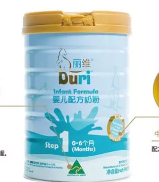 Duri不搞噱头  做奶粉我们是认真的