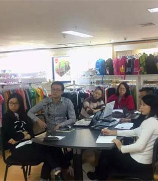 布局2017  剑桥鞋服广州分公司开启品牌战略新蓝图