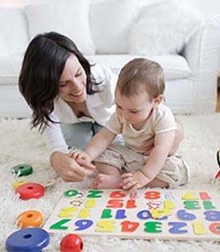 宝宝记忆力要从小培养  11个小游戏增强宝宝记忆力