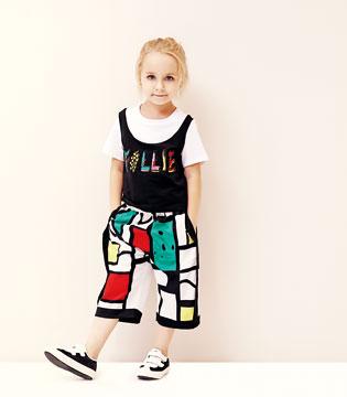 精致的人生不需要解释 只需要穿上FOLLI FOLLIE童装