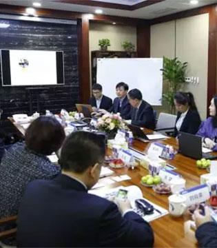 中国检验认证集团董事长齐京安一行参观澳优