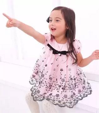 安妮公主童装2017年新品发布  婚纱礼服系列