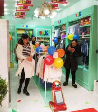 芭乐兔童装新店开业生意兴隆得赞赏 开业盛况值得一看