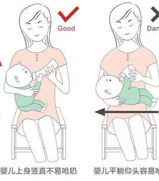 宝宝溢奶要重视  妈妈必须知道的那些事