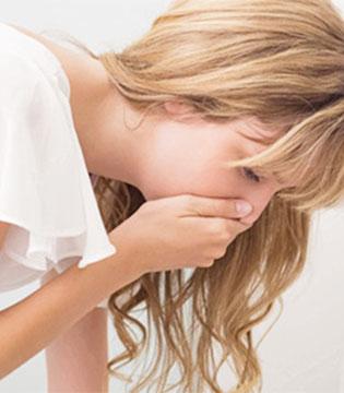 """当你出现月经停止恶心呕吐  你也一定是""""假孕"""""""