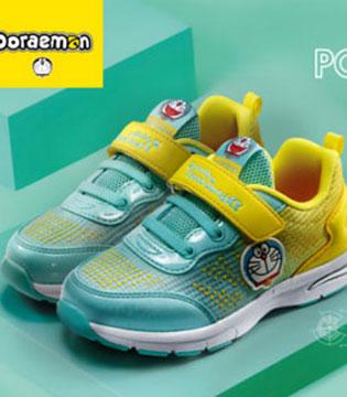 """哆啦A梦童鞋:""""潮创""""动漫打造高端设计"""