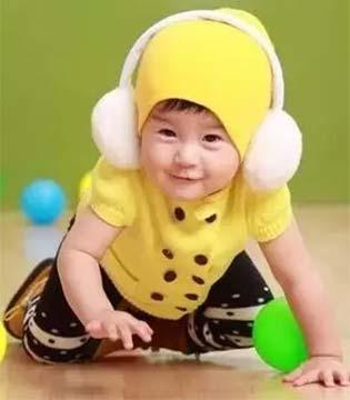 宝宝右脑开发最好在3岁前  年龄越小学习能力越强
