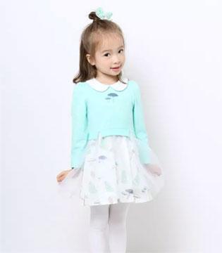 清新三月  穿上嗒嘀嗒童装在春天里尽情的撒欢吧
