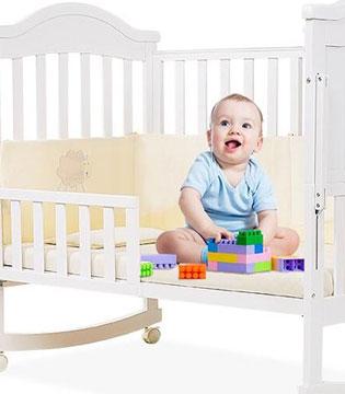 婴儿床什么牌子好 婴儿床十大品牌排行榜