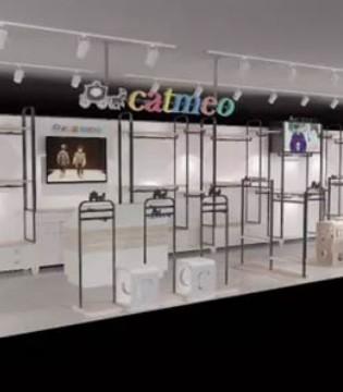 新店开业  Catmeo凯特密欧登陆陕西西安祈乐儿童城