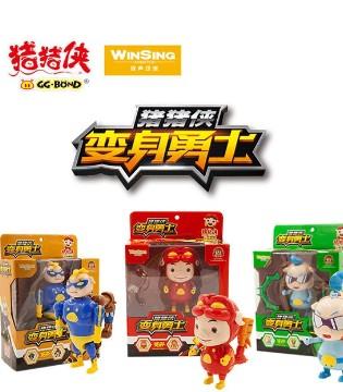 咏声动漫将携旗下多款动漫形象亮相2017广州玩具展