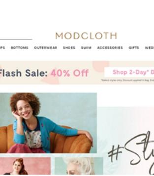 沃尔玛8千万买不盈利的ModCloth 到底图个啥