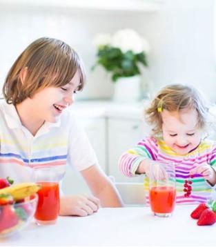 春季给孩子吃水果  不知道这些就糟了