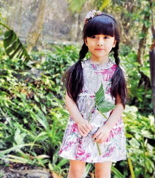 来自艺术殿堂的dishion童装新品 给你最奢华的时尚体验