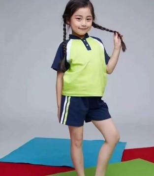 选择幼儿园校服款式  七朵童爱会是您最佳选择