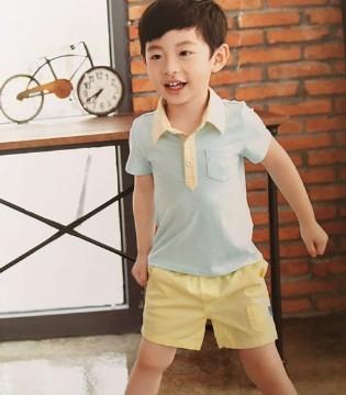 关心呵护儿童健康成长的辣妈潮爸就给孩子穿其墨儿童装
