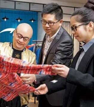 七波辉总裁CEO陈锦波  赢战万亿级青少年市场