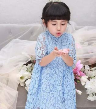 DIZAI童装新品  有梦想的孩子都穿这样的连衣裙