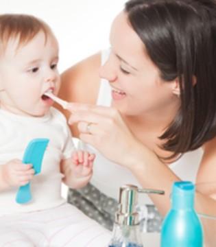 儿童不宜用电动牙刷的三大原因 教你正确为宝宝选牙刷