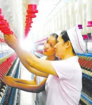纺织服装行业周报 行业有待整合与证券化