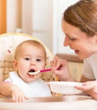 养儿不易  新手爸妈为宝宝添加辅食千万不可大意