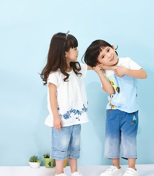 Sogni Kids卓维乐童装用心给予小朋友最好的呵护