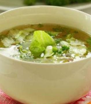 蔬菜这样煮汤也能帮助下奶 妈妈再也不用担心宝贝没奶喝