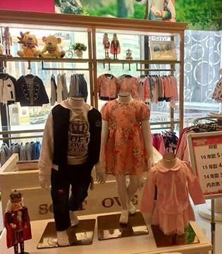 更多舒适环保童装尽在softlove所爱济南世茂国际广场新店