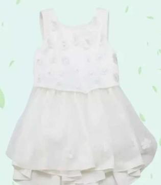 贝贝依依kids连衣裙的春天  让小仙女美到天际