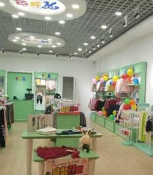芭乐兔童装店即将开业  来瞧瞧开业前的这些新店吧