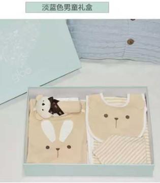 G100婴幼儿童装礼盒上新  自然天成的满分好礼