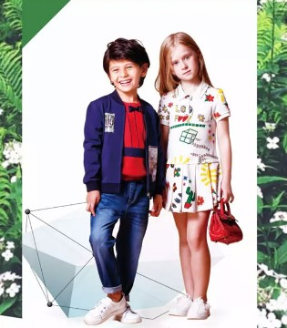 春风十里  GMF捷米梵童装让孩子穿得健康时尚