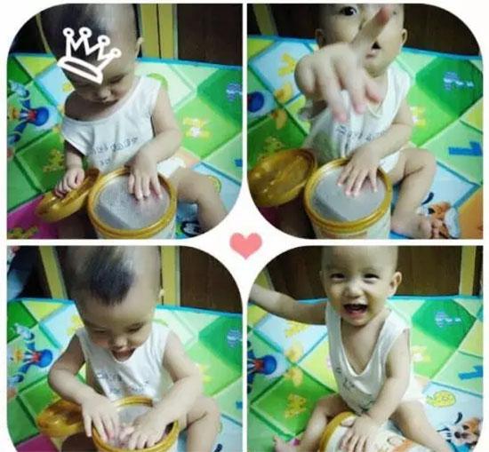 Duri丽维婴儿奶粉助消化好吸收  宝宝喝了身体倍棒