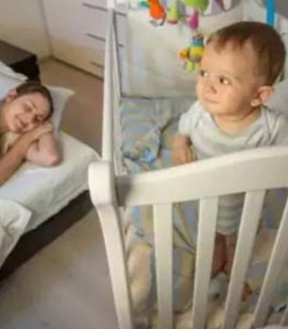 婴儿床的摆放大有讲究  妈妈们看看你放对了吗
