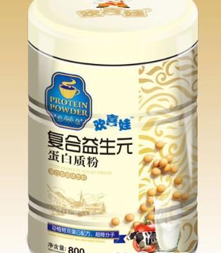 欢喜娃营养蛋白质粉桶装 安全、营养、健康的婴儿辅食