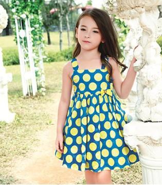 Ceicei熙熙童装展示新时代女童似公主般的高贵与美丽