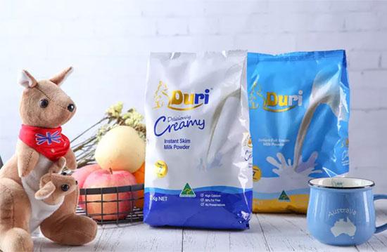 准妈妈怀孕期喝奶粉的正确姿势  喝Duri丽维奶粉