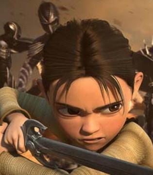 3D动画电影《灵狼传奇》发布先导预告和海报