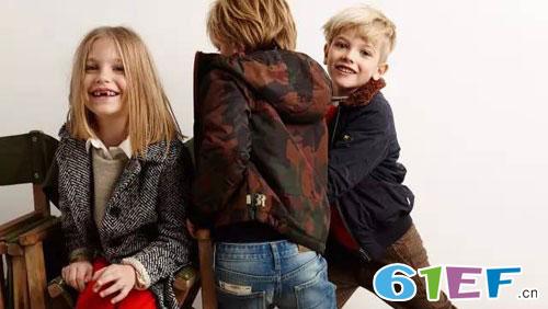 复古风来袭 比利时童装品牌Bellerose秋冬搭配画册
