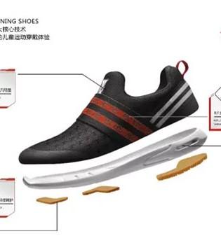 """ABC KIDS这款鞋子连""""红点""""也点赞  防滑效果绝佳"""