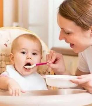 喂养宝宝要谨慎  添加辅食过程中这些误区要避开